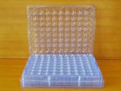 Khay nhựa điện tử